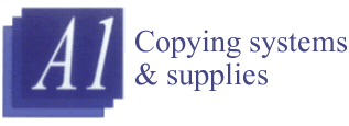 A1 Copying Systems & Supplies logo